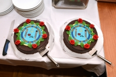 Rose of Minden Cakes Installation 2019