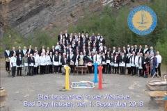 Steinbruch Visit Sep 2018