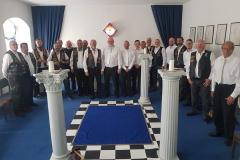 Widows Sons in Osteroede Lodge 2021