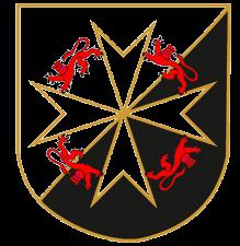 Order of St.John of Jerusalem,  Palestine, Rhodes and Malta